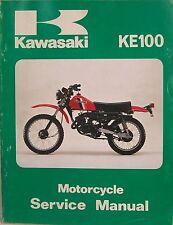 ke100 service manual ebay rh ebay ca 2001 Kawasaki KLR 650 2001 Kawasaki 100 K Z
