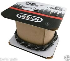 100 feet .050 Gauge Full Skip Oregon 3/8 saw chain full chisel 72Jgx100U