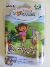 Vtech V.smile Motion Active Learning System Dora the Explorer's Fix-It Adventure