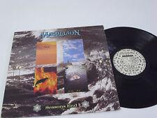MARILLION Seasons End - 1989 PORTUGAL LP -  RARE