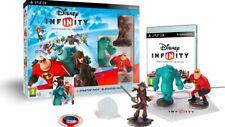 Disney Infinity 1.0 Platform+Game For PS3 Playstation 3 Starter Pack+3 Figurine