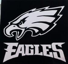 Eagles vinyl window decal