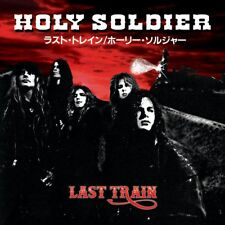 HOLY SOLDIER - Last Train (NEW*LIM.500 REMASTERED RERELEASE*US WHITE METAL CLASS