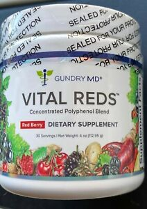 Gundry MD Vital Reds Mfg 3/24/21 Free Ship