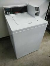 Speed Queen Top Load Washer Coin Op, 1Ph 120V S/N: Swtt21Wn [Refurb.]