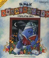 The Book Of Shadowboxes MAC CD story learn ABC's alphabet interactive kids game!
