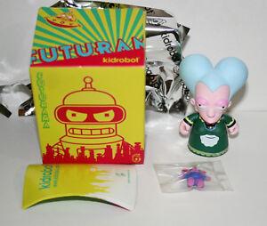 Futurama Mom Series1 Kidrobot Vinyl Figure New NOS Box Open Complete 2009
