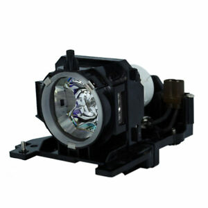 Lamp Bulb Replacement w/Housing for HITACHI DT-00841 LAMP CP-X200 CP-X205