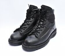 "USA Danner Patrol 6"" Women's Sz 8.5 GTX Laced Leather Work Uniform Biker Boots"