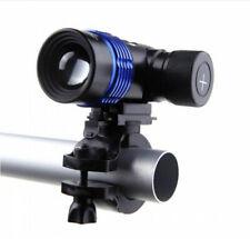 XM-L T6 LED 3 modos Luz de Bicicleta de 18650 Linterna Antorcha Lámpara