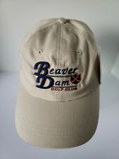 Ahead Beaver Dam (WI) Golf Club Adjustable Baseball Hat *NEW*