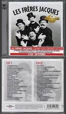 LES FRERES JACQUES - 50 Titres (2 CD) 2010 NEUF