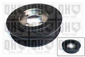 Quinton Hazell Replacement Crankshaft Damper Belt Pulley Crankshaft - QCD108