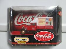 Matchbox Coca-Cola 1932 Ford Model AA Truck