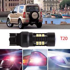 2Pcs Error Free LED Reversing T20 Back-Up Reverse Light Bulbs For Suzuki Jimny