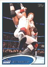 2012 Topps WWE #4 Sheamus