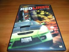 Redlined (DVD, Widescreen 2003) Steve Bisley Used