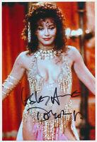 Lesley-Anne Down - hand signed Autograph Autogramm COA Zertifikat - 10 x 15 cm