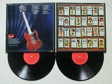 "2 LP 33T HENDRIX / CLAPTON /BB KING ""The guitar album"" 2675 090 FRANCE 1984 #1 /"