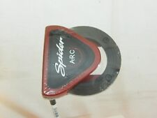 """New LH Taylormade Spider Tour Red ARC 35"""" Putter 35 inches"""