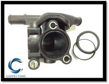 Genuine Ford LR Focus Lower LWR Thermostat Housing. CL/LX/Zetec. With Seals x 2.