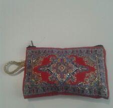 cartera marroqui  /monedero  10 cm por 7 cm