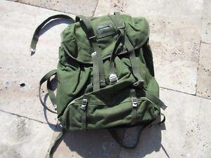 Rucksack schwedische Gebirgsjäger + Tragegestell Backpack + Carrier Gebirgskraxe
