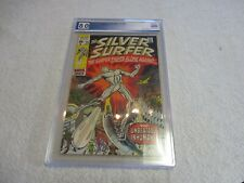 SILVER SURFER #18 PGX 8.0 1970 NOT CGC 1ST SERIES LAST ISSUE
