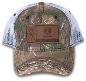 Dodge Ram Life Camo Adjustable mesh Hat Cap