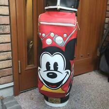 belding sports Mickey Limited Edition Rare Staff Bag