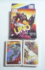UNO Playing Cards Game Movie TRANSFORMERS 2011 Dark Of The Moon Pack Sealed NEW