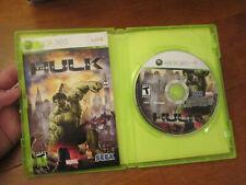 The Incredible Hulk 360 COMPLETE WORK  PERFECTLY SEGA MARVEL