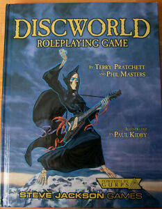 DISCWORLD - ROLEPLAYING GAME