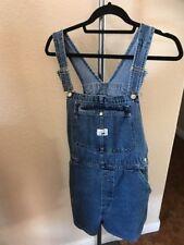 Vintage Diverted Lee Overalls Painter Bib Jean Shirts Large