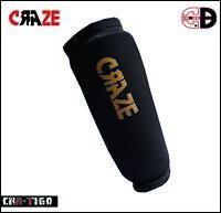 Craze Taekwondo Karate MMA Sparring Gear Shin Protector Cloth Pad Leg Guard