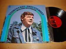 Andy Stewart - Country Boy - LP Record  VG+ VG+