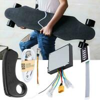 Electric Skateboard Dual Motor ESC Upgrade DIY Kit Longboard Control with Remote