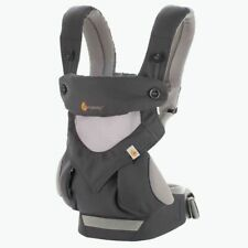 Ergobaby Four Position 360 Cool Air Carrier Carbon Grey