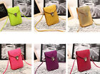Leather Shoulder Bags Satchel Clutch Womens Handbag Tote Purse Messenger