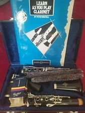 More details for beautiful buffet crampon b12 clarinet vgc.