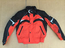 """CORNER Mens Textile Motorbike Motorcycle Jacket UK 40"""" Chest J10  nice jacket"""