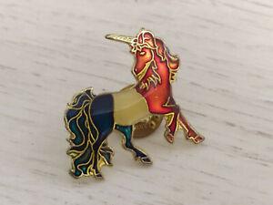 Pin's - Licorne tricolore - Drapeau France