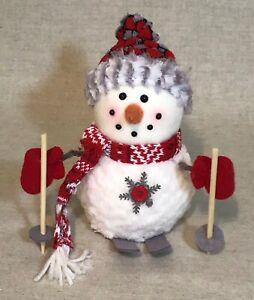 Unbranded Snowman Seasonal Ornaments For Sale Ebay