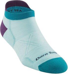 Darn Tough 254089 Women's Vertex No Show Tab Ultra-Light Cushion Sock Size M