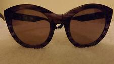Gafas de sol KARL LAGERFELD KS6018 047 Marrón Tortuga/Marrón Oscuro Tamaño Pequeño