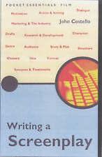 Writing a Screenplay (Pocket Essentials), Costello, John, Very Good Book
