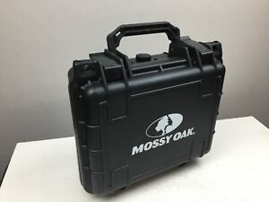 Mossy Oak - Hard Carry Tool Case Bag - Camera Photography & Foam - Protective
