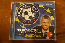 Fußball-Quiz: Europa mit Tom Bartels und Ulli Potofski