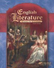 Abeka English Literature-Fourth Edition