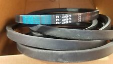 D&D PowerDrive D360 Banded Belt 1 1/4 x 365in Oc